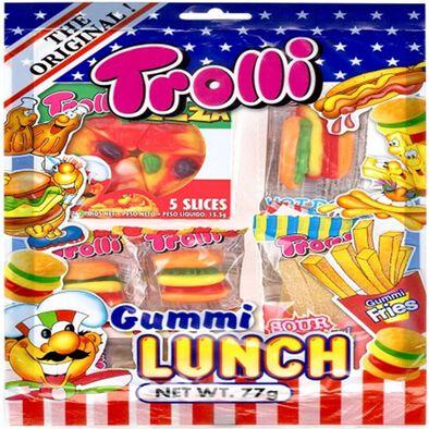 Trolli口力午餐袋橡皮糖77克