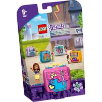 LEGO樂高好朋友系列 Olivia 的電玩奇趣方 41667