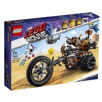 LEGO樂高大電影2系列metalbeard'S Heavy Metal Motor Trike! 70834