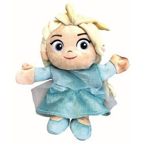 Disney Frozen迪士尼魔雪奇緣 27厘米愛莎手偶