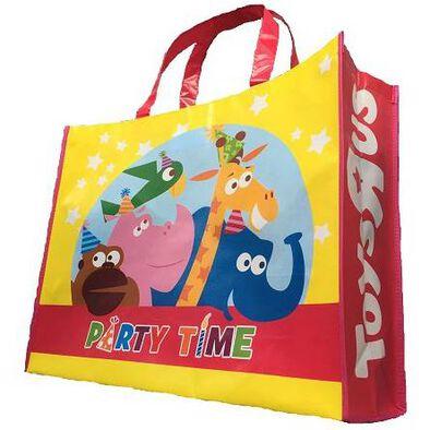 "Toys""R""Us玩具""反""斗城派對購物袋"