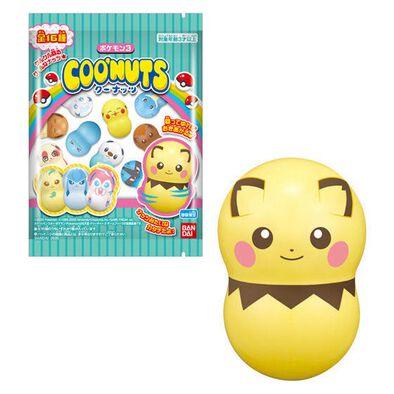 Bandai萬代 Coo'Nuts精靈寶可夢系列第3彈