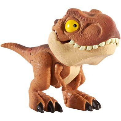 Jurassic World侏羅紀世界 Q版恐龍夾飾系列 - 隨機發貨