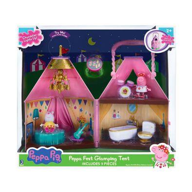 Peppa Pig粉紅豬小妹 豪華帳篷