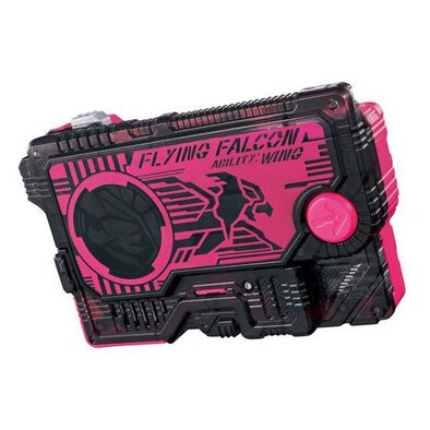 Kamen Rider幪面超人Zero-One Dx 飛翔獵鷹變身匙卡