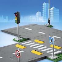 LEGO樂高城市系列 路板及路牌 - 60304