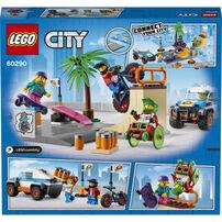 LEGO樂高城市系列 滑板公園 - 60290