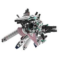 Bandai萬代 Rg 1/144 全武裝獨角獸高達