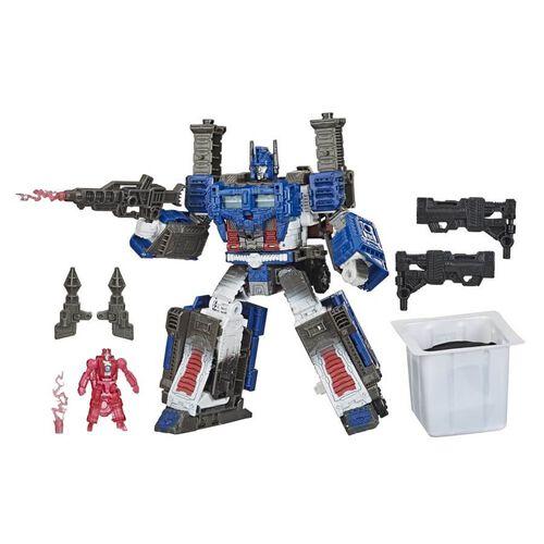 Transformers變形金剛 世代斯比頓之戰:地球崛起領袖級馬格斯 Netflix 特別版