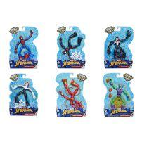 Spider-Man蜘蛛俠系列 Bend 和 Flex 人偶 - 隨機發貨