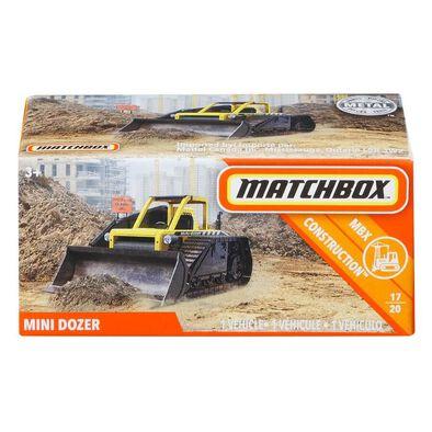 Matchbox火柴盒小汽車權力搶奪 - 隨機發貨