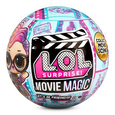 L.O.L. Surprise!驚喜寶貝 驚喜電影娃娃 - 隨機發貨
