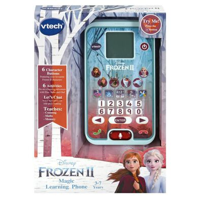 Vtech Disney Frozen 2 Magic Learning Phone