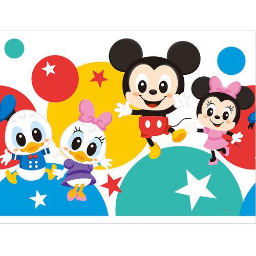 Disney迪士尼 米奇膠檯布