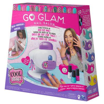 Cool Maker Go Glam Diy指甲印花機 升級豪華版