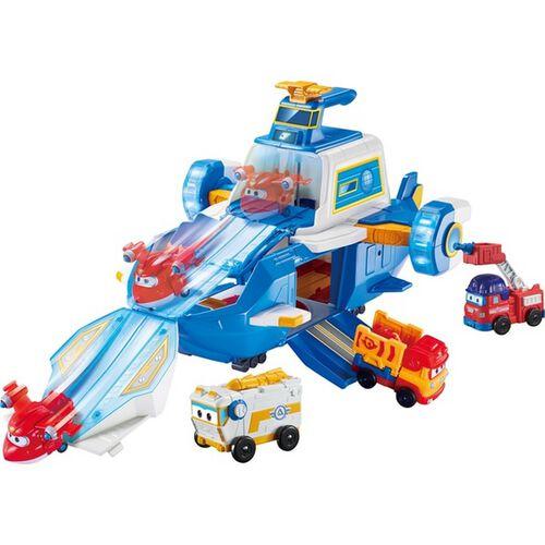 Super Wings超級飛俠 空中超级基地
