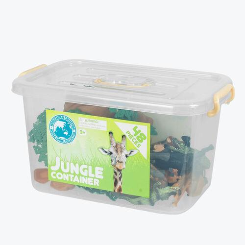 World Animal Collection 大膠箱裝森林動物組合