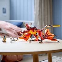 LEGO樂高旋風忍者系列 火龍攻擊 71753
