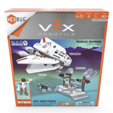Hexbug赫寶 Vex 探索救援組合