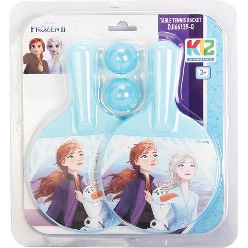 Disney Frozen迪士尼魔雪奇緣2 兒童乒乓拍