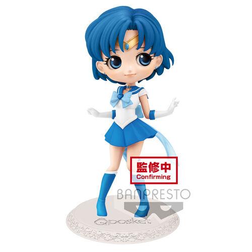 Bandai萬代 [Qposket] 劇場版 美少女戰士eternal 超級美少女戰士 水野亞美 正常色