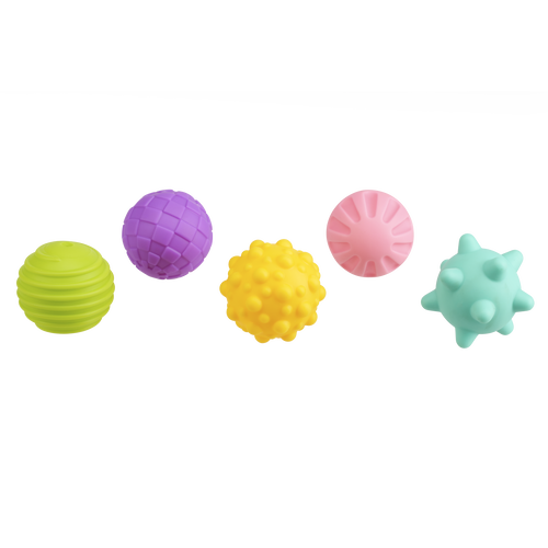 Top Tots智叻寶貝 嬰兒感統球5個裝