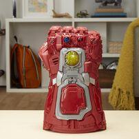 Marvel Avengers漫威復仇者聯盟4滅霸英雄聲光手套