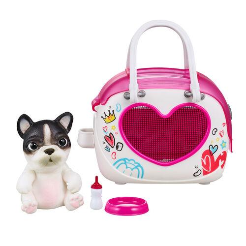 Little Live Pets我的小寵物 可愛發聲小狗 - 連寵物小手袋