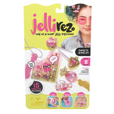 Jelli Rez自我風格套裝-糖果系列