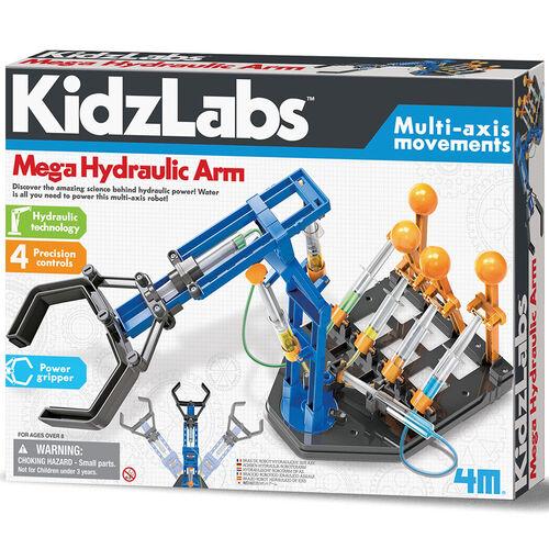 4M 液壓機械大手臂