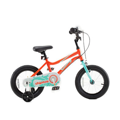 Chipmunk Mk Wave Sport Bike 14 Inch Orange