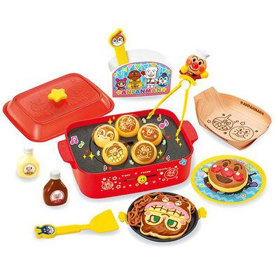 Anpanman麵包超人大阪章魚燒烤盤