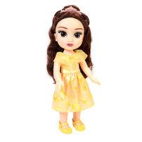 Disney Princess迪士尼公主 貝兒玩偶及茶具套裝