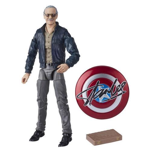 Marvel漫威傳奇系列 Stan Lee 人偶