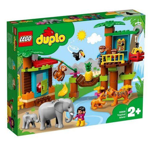 LEGO樂高得寶系列 叢林動物 10906