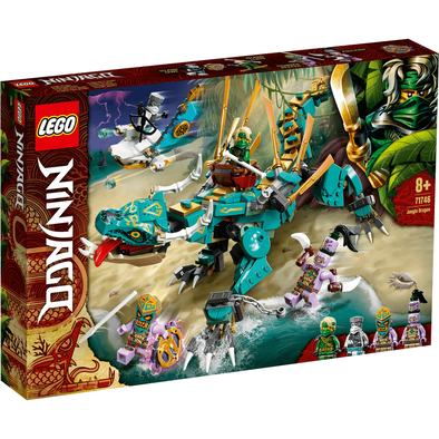 LEGO Ninjago Jungle Dragon - 71746