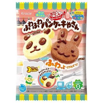 Kracie Foods 知育果子系列 食玩diy熊仔面包套餐