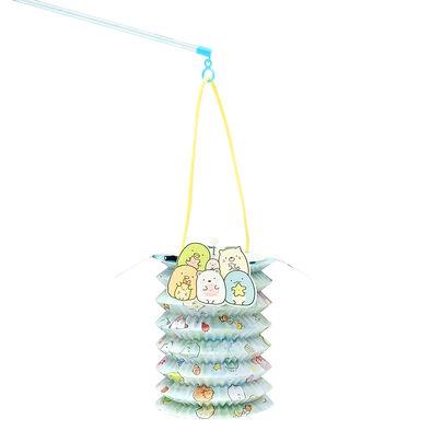 Sanrio三麗鷗 角落小夥伴紙燈籠(藍色)L