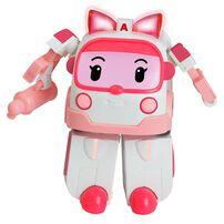 Robocar Poli救援小英雄波力 LED變形安巴