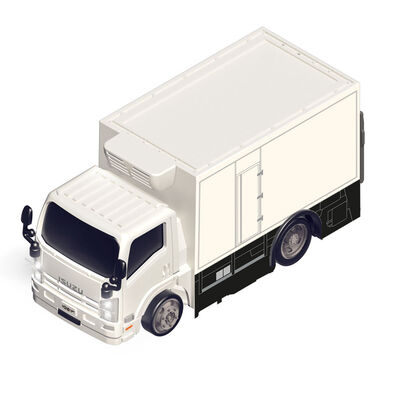 Konsept Mini 1:72 Rc Licensed Isuzu N Series - Freezer Truck