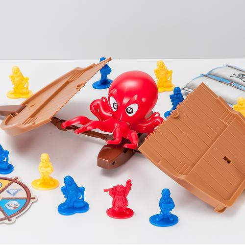 Play Pop 深海八爪魚動作遊戲
