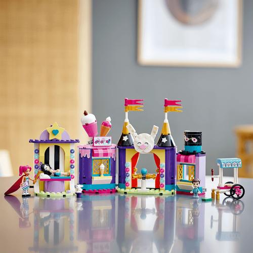 LEGO樂高好朋友系列 神奇遊樂場攤位 41687
