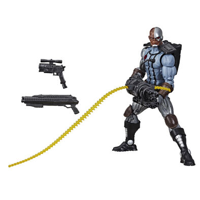Marvel漫威legends 系列uncanny X-Force Deathlok