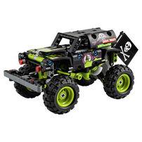 LEGO樂高機械組系列 Monster Jam Grave Digger - 42118