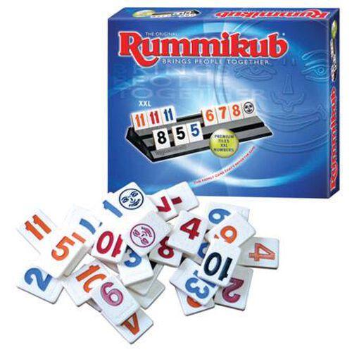 Rummikub魔力橋 數字牌遊戲加大版