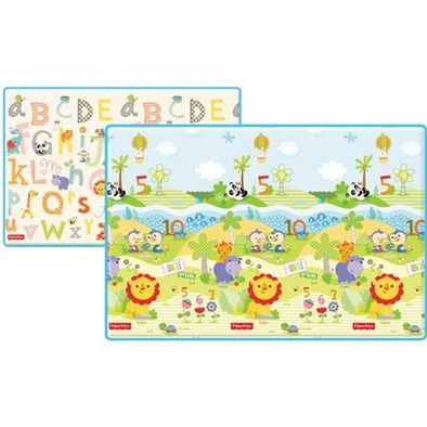 Fisher-Price Double Sided Prime Living Mat