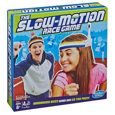 Hasbro Gaming孩之寶遊戲慢動作賽跑遊戲