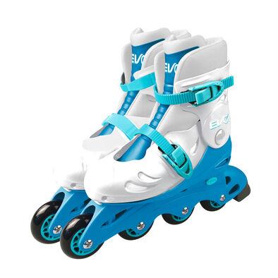 Evo Inline Skates Teal & White (M)