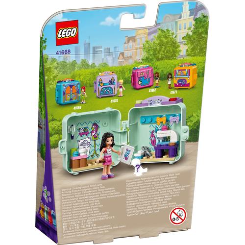 LEGO樂高好朋友系列 Emma 的時尚奇趣方 41668