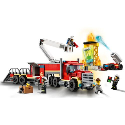 LEGO City Fire Command Unit  -  60282